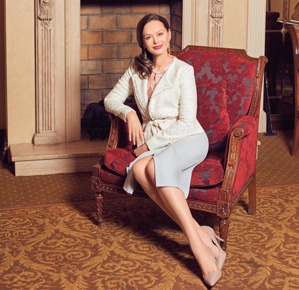 Ирина Безрукова: «Я стараюсь вернуть любовь»