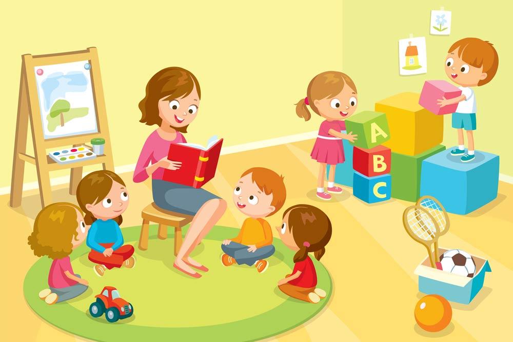 Организация и проведение утренников в детском саду