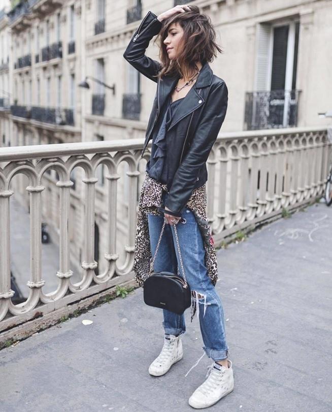 Модные идеи: с чем носить джинсы-бойфренды