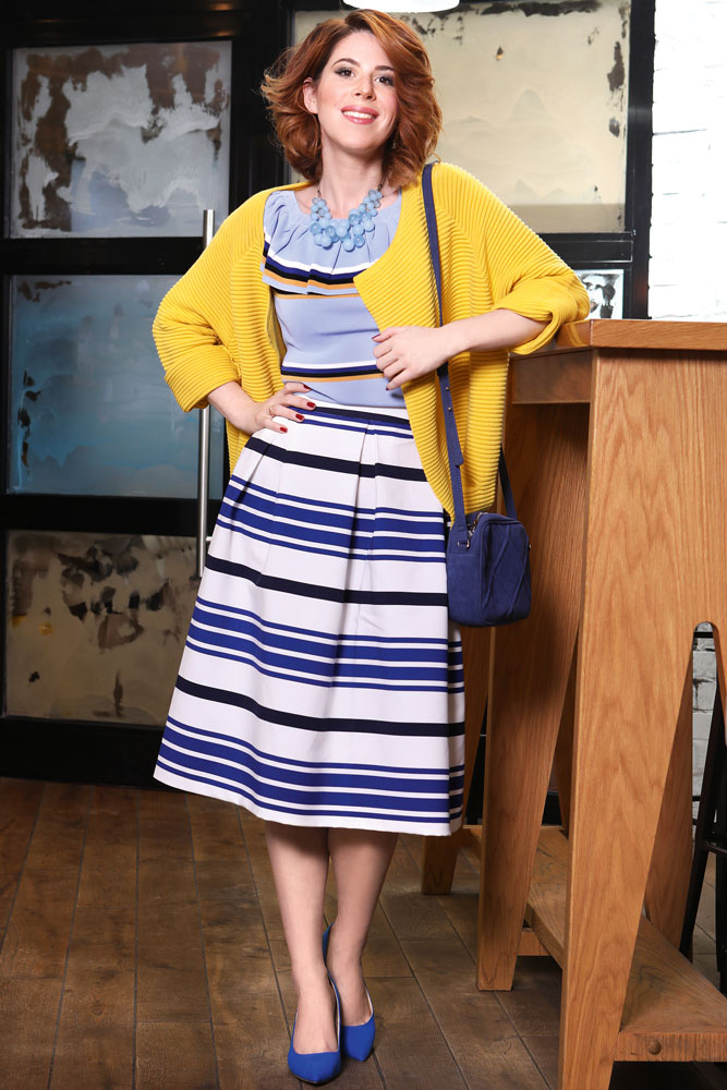 Модная штучка: 4 женственных образа налето