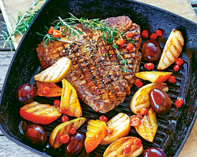 как приготовить говяжий стейк в духовке рецепт