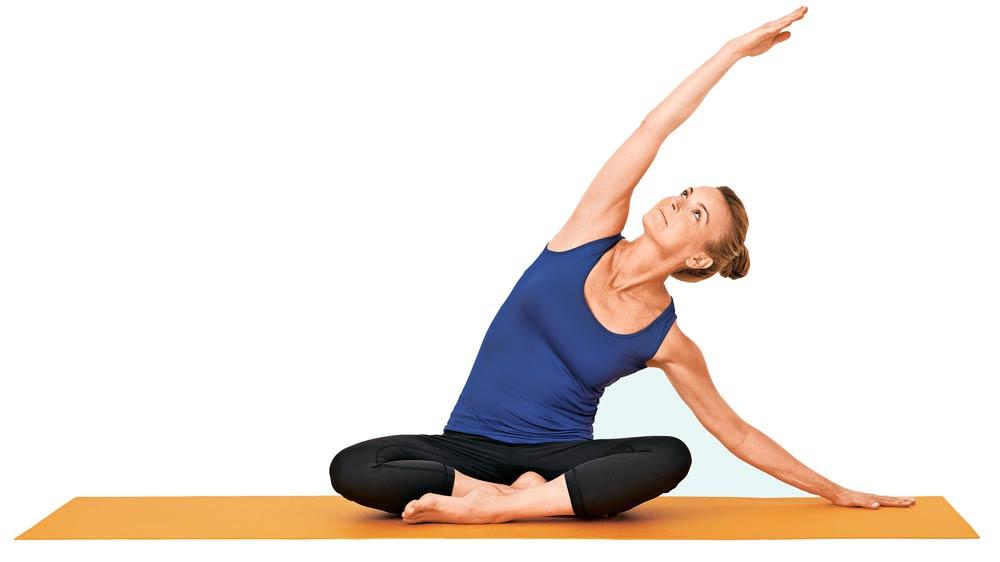Как расслабить мышцы спины (фото)