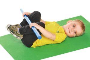 Осанка ребенка: принять срочные меры