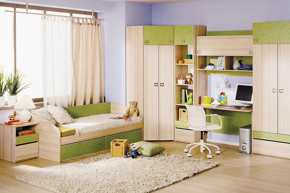 Как обустроить детскую комнату: советы илайфхаки