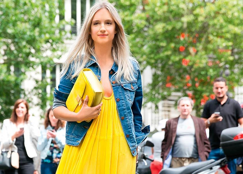 Джинсовые куртки: 5 модных образов (фото)