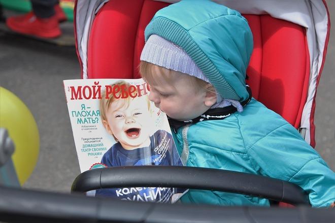 От Трансформеров доФиксиков: праздник журнала «Лиза. Мой ребенок» (фото)