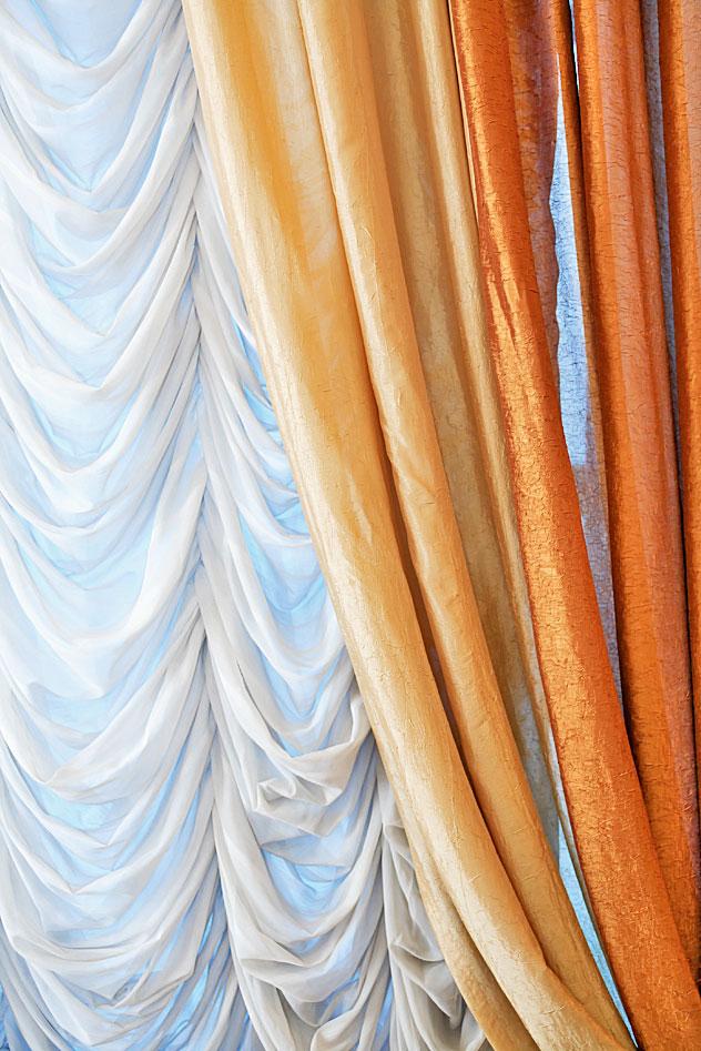 Топ-11: самые популярные виды штор под любой интерьер (фото)
