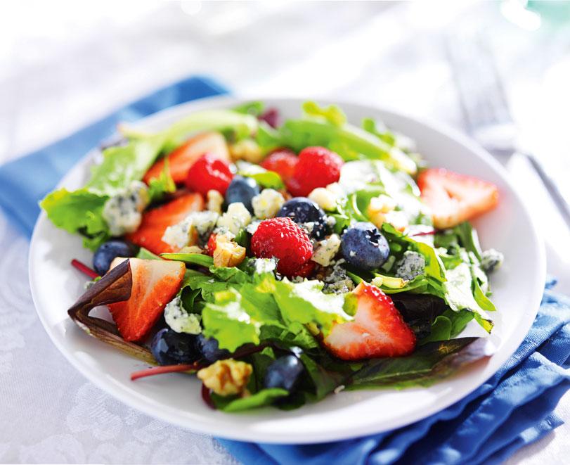 Ягодная диета: меню, советы и рецепты