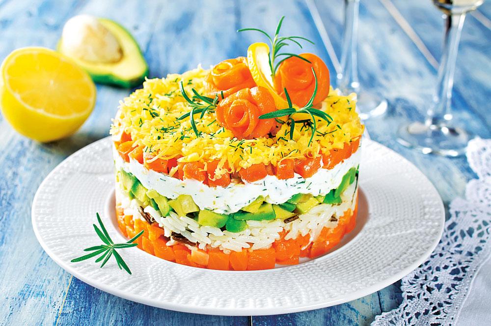 Летнее меню: вкусные рецепты с зеленью (фото)