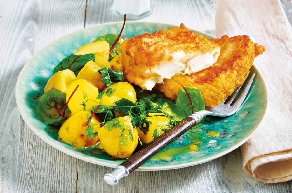 Рецепты измолодого картофеля (фото)