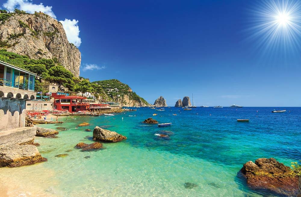 Острова Италии: как попасть и что посмотреть (фото)
