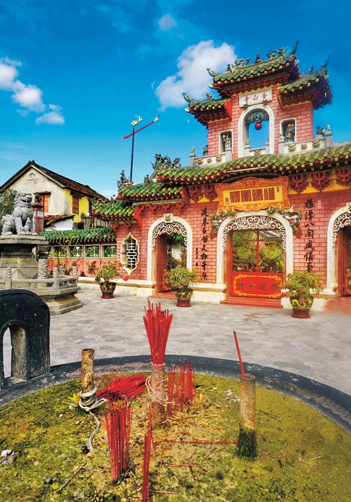 Удивительный город Хойан — диковина Азии