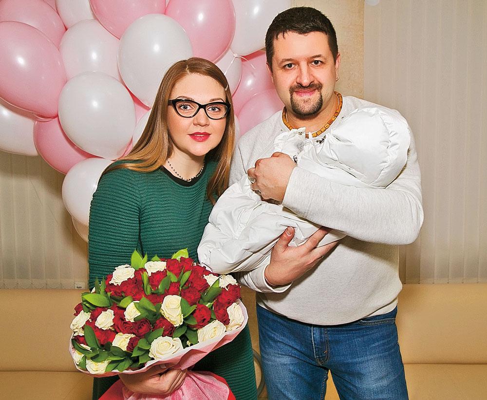 Марина Девятова: «Первую семейную ссору пережили!»