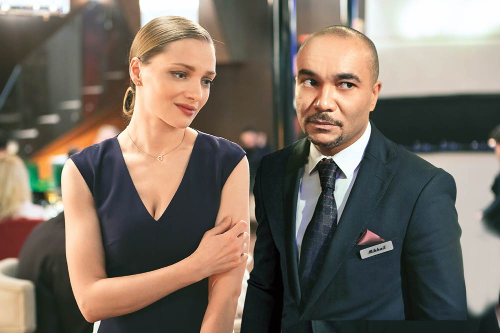 Григорий и Татьяна Сиятвинда: «Мы не любители странных свиданий»