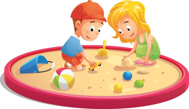 Как обустроить детскую площадку надаче