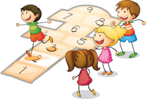 Как обустроить детскую площадку на даче