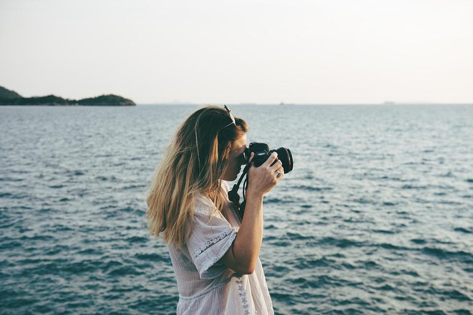 9 шагов кидеальной отпускной фотографии
