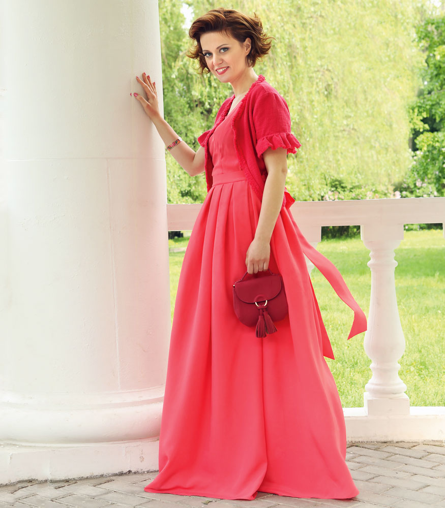 Платье впол: 4 модных образа длянашей читательницы