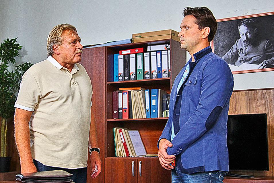 Виктор Добронравов: «Актерский хлеб очень непростой»