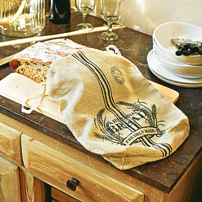 Льняные мотивы в интерьере дома: 6 идей