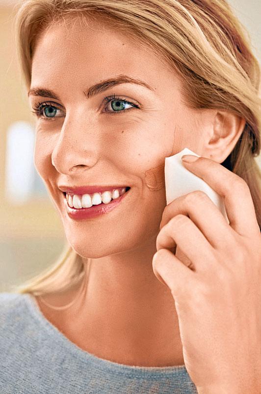 Как нанести утренний макияж за5 минут