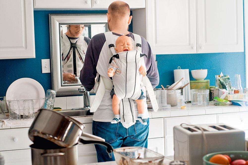 8 советов от многодетного отца молодым родителям