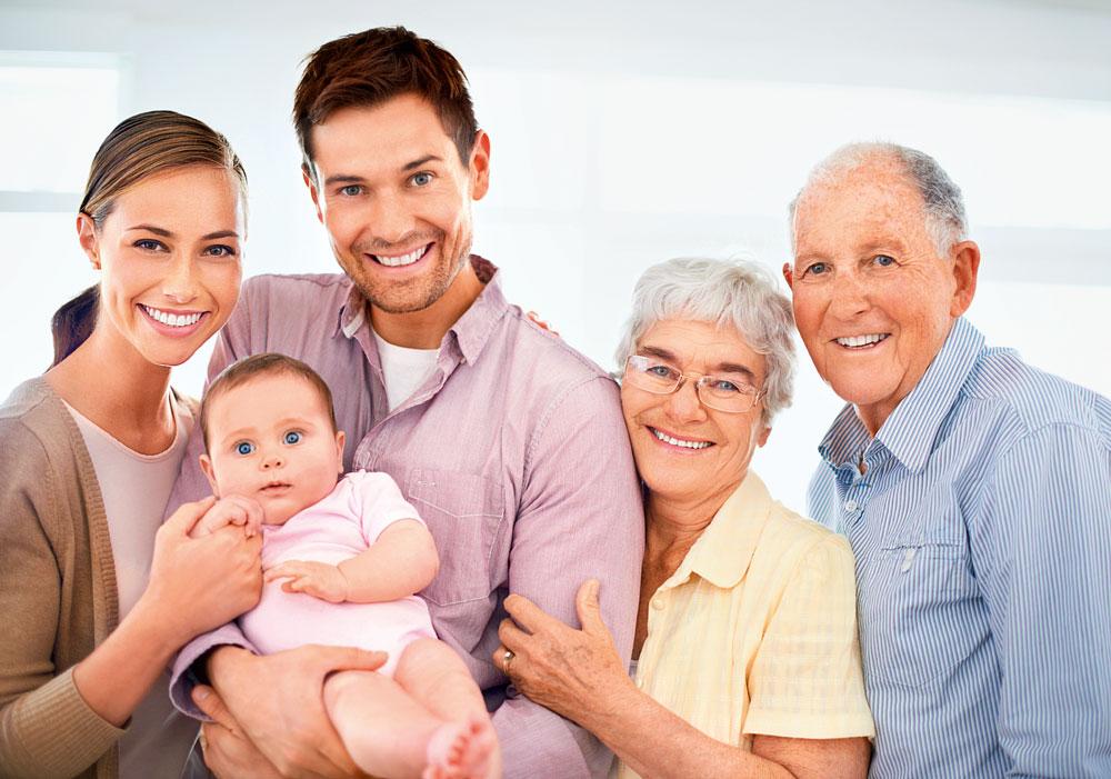 Три поколения в одной квартире: 9 советов, как ужиться вместе