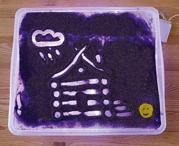 Песочная терапия: развивающие игры спеском длядетей