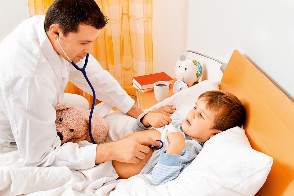 Больничный на ребенка Если мама в декрете