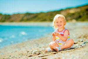 Ребенок и жара: 3 меры предосторожности
