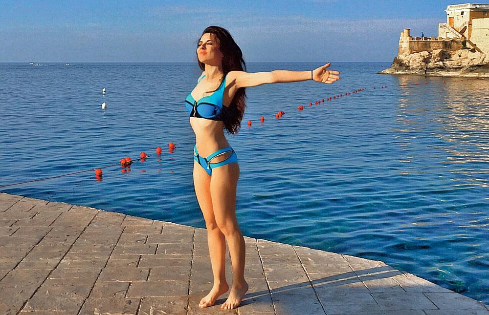 Анна Плетнева: «В отпуске забываю о диете»