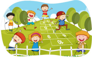 Подвижные игры для детей на улице: 17 вариантов