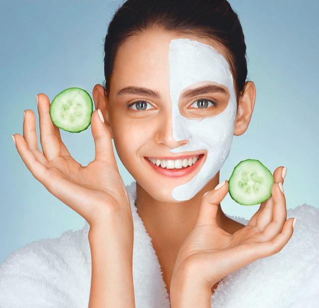 Зеленый косметолог: какие фрукты и овощи пригодятся для ухода за собой