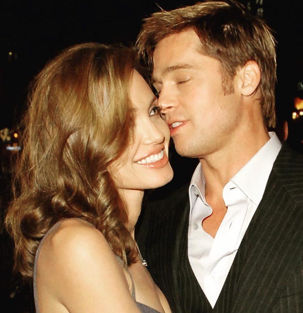 Анджелина Джоли и Брэд Питт поставили развод на паузу