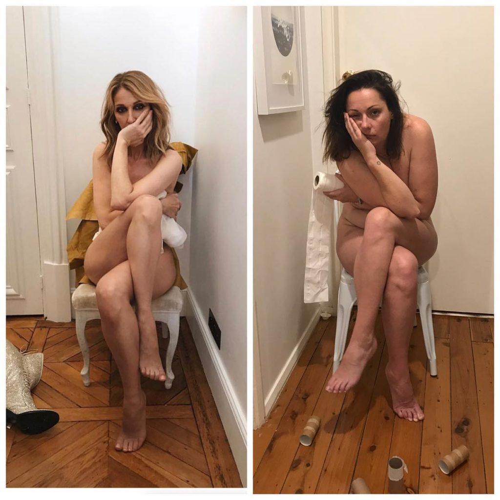 Комедийная актриса жестко пародирует звезд: фото
