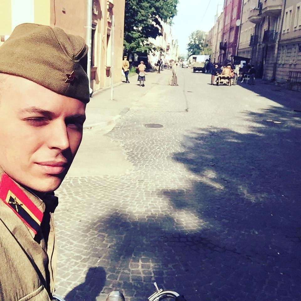Внук Андрея Миронова получил главную роль в фильме