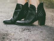 модная обувь осени