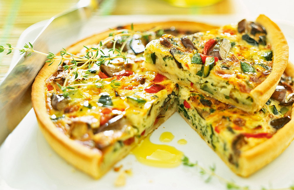 Блюда скабачками ибаклажанами: 4 рецепта