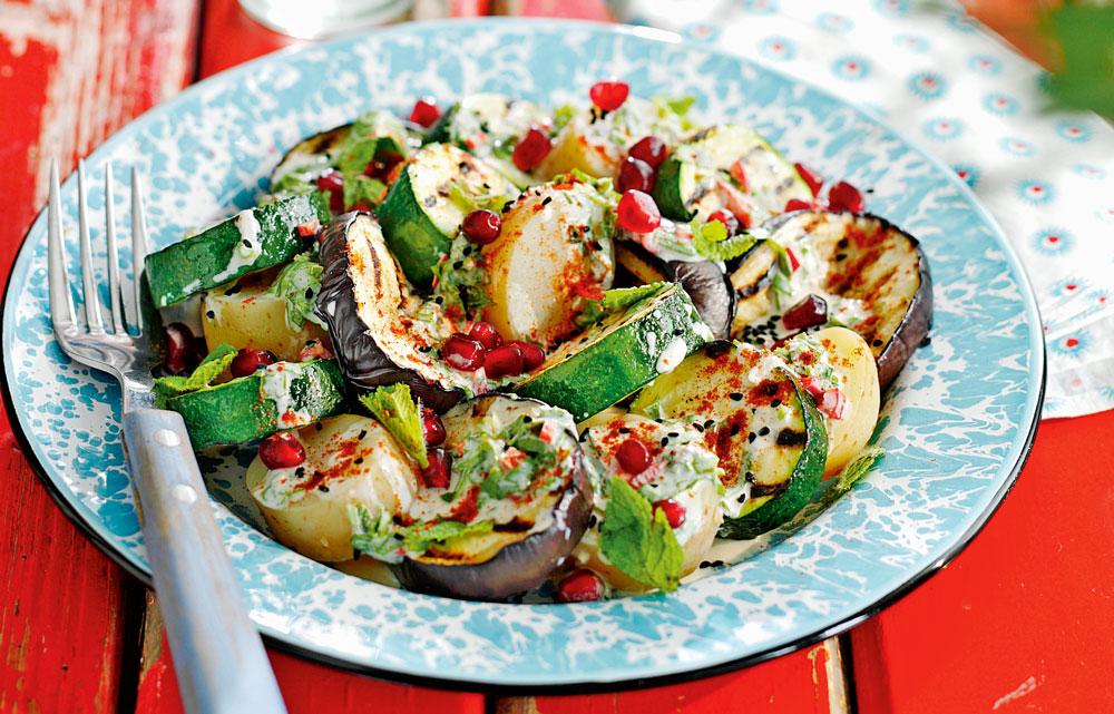 Блюда с кабачками и баклажанами: 4 рецепта