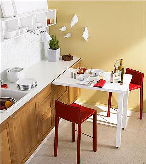 Дизайн маленькой кухни: советы пообустройству