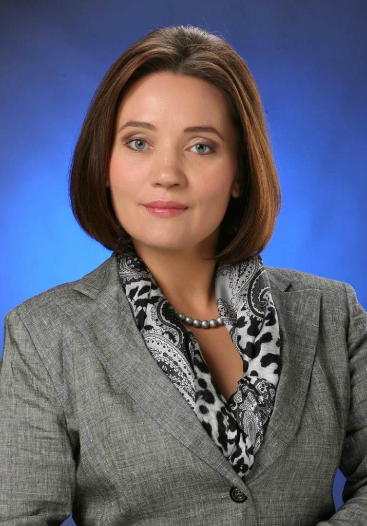 Мария Владимировна Халдина