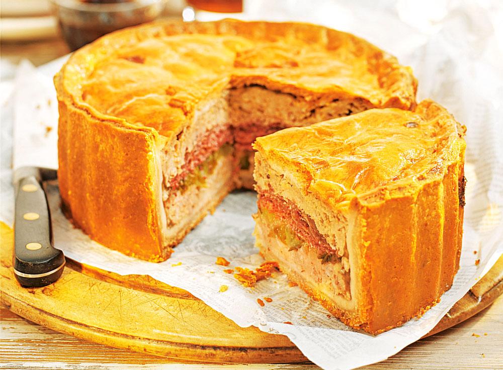 Мясо в тесте: 4 рецепта