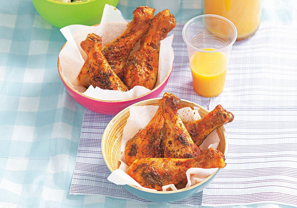 Завтрак на траве: 4 рецепта для пикника