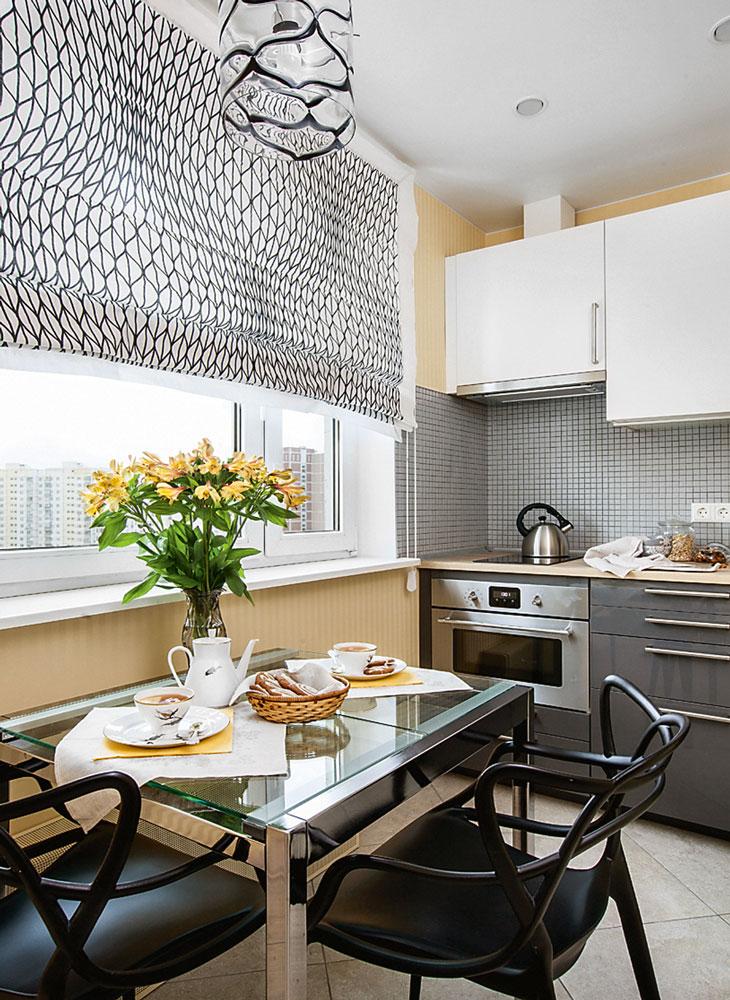 7 дизайнерских хитростей для маленькой квартиры