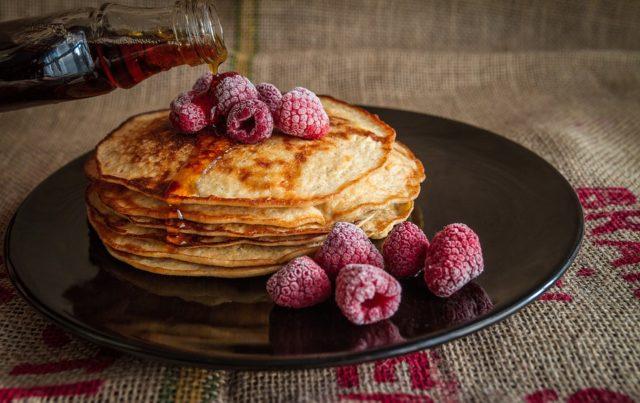 Готовим правильные завтраки: меню на неделю