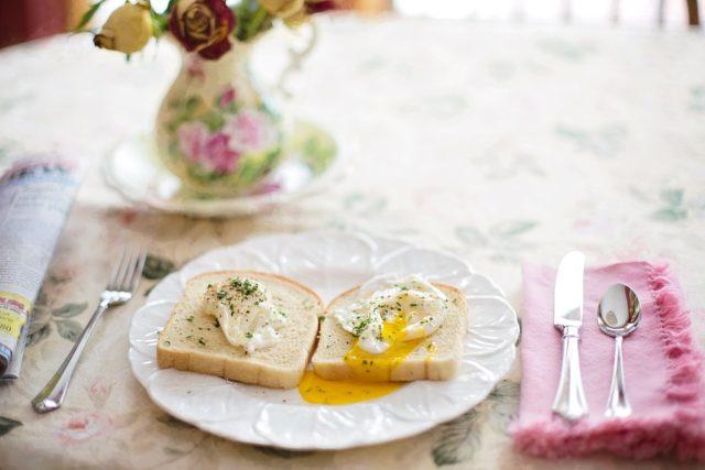 Готовим правильные завтраки: меню нанеделю