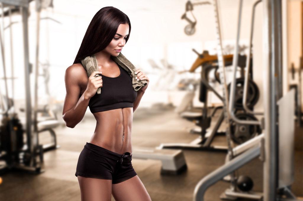 Как ухаживать закожей дои после фитнеса?