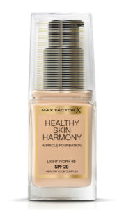 Тональная основа Max Factor HealthySkin Harmony Miracle Foundation