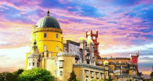 Дворец Пена, Португалия