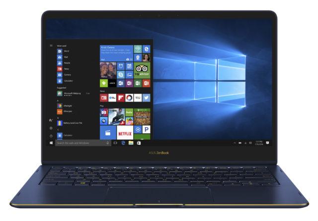 Компания ASUS презентовала самый тонкий в мире ноутбук-трансформер